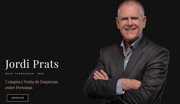 Jordi Prats Compra y Venta de Empresas entre Personas